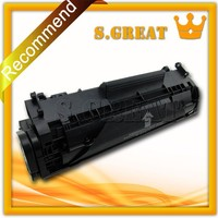 for hp black compatible toner cartridge Q2612A, toner cartridge for hp Laserjet 3020MFP printer