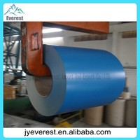 blue roofing material Ral 5015 sky blue ppgi steel sheet in coils
