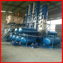vacuum safe type 5-100 tons/day Waste Engine Oil Recycler