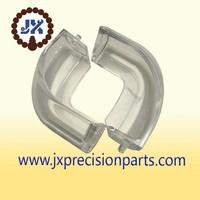 Rotating plastic handle high quality POM CNC machining precision custom parts