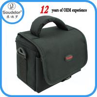 ECO friendly novelty vanguard small nylon waterproof trendy slr camera bag
