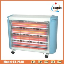 LX-2810 electric quartz heater