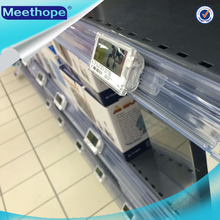 Hard PVC Sign Holder Data Strip Plastic Electronic Shelf Label