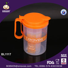 portable plastic water pitcher