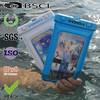 Corlorful low price pvc waterproof mobile phone bag for iphone5s