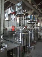 cosmetics cream mixing emulsifying machine