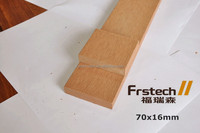70x16mm frstech wood slats for cast iron bench plastic holder bed slats garden bench wooden slats