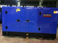 silent 400kw diesel generator 500 kva cummins engine Powered