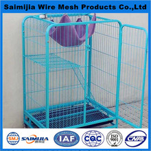 new desigh factory direct sale welded wire mesh pet big cat cage for sale cheap