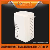 500mbps RJ45 wireless homeplug plc adapter powerline wifi powerline adapter