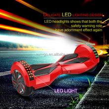 Bluetooth 2 wheels electric hoverboard self Smart balancing scooter 8 inch big wheel