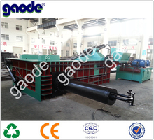 New Price For Hydraulic Scrap Metal Recycling Compact Baler Machine