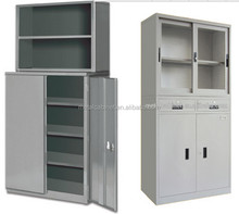 Flooring stand metal cabinet of office furniture for files or books stock
