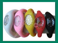 new product 2013 travel set fashion jewelry watch for lady made in china guangdong silicon material