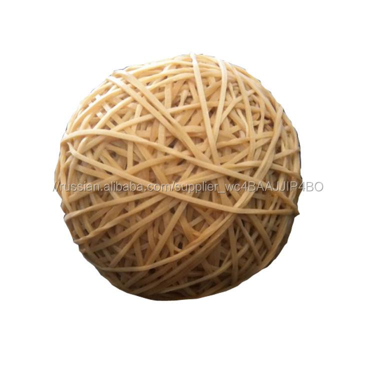 Натуральный каучук Кольцо Hollow Резиновая лента Бал