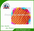 Los niños de artesanías de papel, para el plegado de los animales, logotipo personalizado y el paquete de