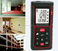 compact digital laser distance meter, laser rangefinders, building level tools