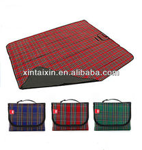 Folding cheap camping picnic mat