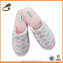 ladies embroidered slippers china girls nude fashion slippers