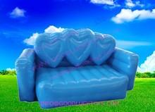 Good Luck hot Inflatable sofa advertising stable cartoon GK-IM88