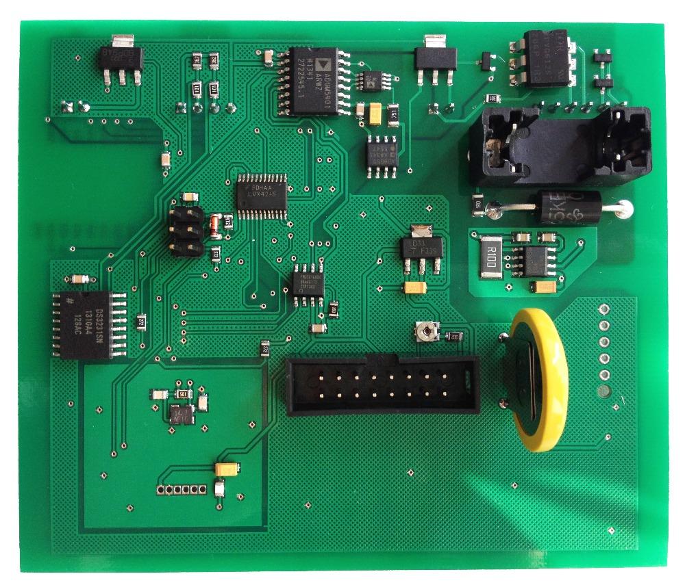 2 Camada Sensor de Esportes FR4 PCB Assembléias