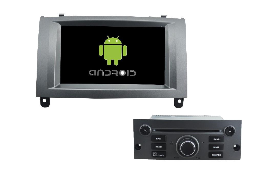 android avec lecteur dvd 3g wifi 7 pouce voiture gps. Black Bedroom Furniture Sets. Home Design Ideas