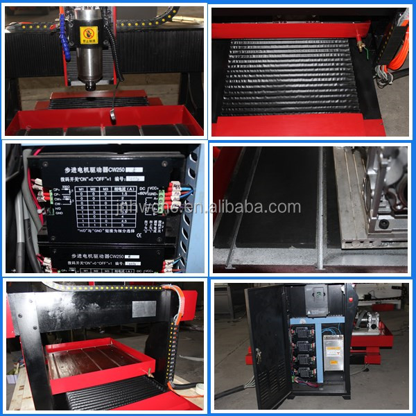 metal carving machine