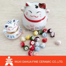 Fashion designer High quality Fashion design ceramic decoration