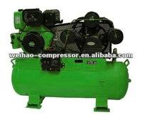 two stage diesel piston air compressor airman