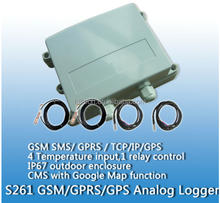 GPRS Temperature Data Logger,temperature controller data logger,RTU temperature controller record once per 5 minutes.