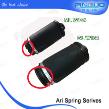 Hot selling brand new rear shock absorber bag for mercedes W164 GL350 GL450 OEM A1643201025/A1643200725