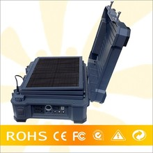 High effiency grid-off solar module system, solar module system