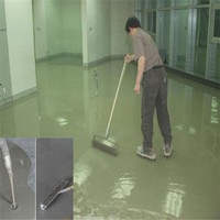 TD-DSL self level flooring cement hardening process of concrete and mortar environment friendly