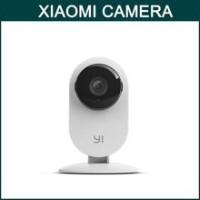 Original Xiaomi Xiaoyi 720P HD Smart Cloud Storage Security IR IP CCTV Camera Wireless Control MINI Webcam with TF Card