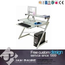 Office furniture pretty design high computer desk laptop table OK-8115