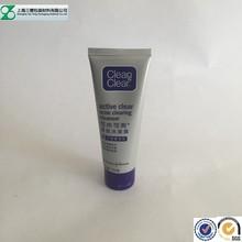 sex girl cosmetic packaging tube for slim gel