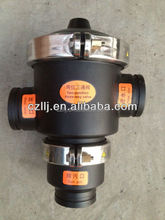 """Cheap price DN100 4"""" normally open solenoid valve for open and close with OEM factory"""