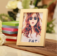 Plastic OEM Baby 12 Month Photo Frame Ps Photo Frame Moulding Yiwu China Wood Carved Picture Frames