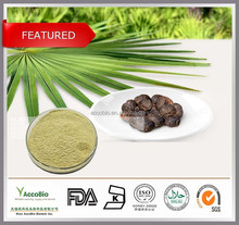 Sexual Health Ingredients Saw Palmetto Extract(25% 45% Fatty acid)/Natural bulk Saw Palmetto capsules