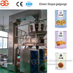 10 Multi Weigher Preserved Fruit Packing Machine/Dried Meat Cube Packing Machine