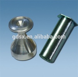 non-standard for Automotive Newest design ISO9001 Passed high precision steel cnc part cnc turning parts cnc machining