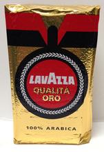 Lavazza Qualita Oro 100% Arabica Ground Coffee 250gr from Italy