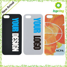 2015 Design your own for case apple iphone 5