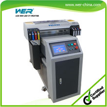 A2 uv inkjet flatbed cell phone case printing machine