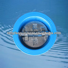 """2"""" BS pn10/16 ductile iron check valve for natural gas"""