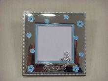 Chuang plata de aleación de zinc marco de fotos