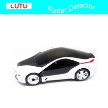 3 Color Car Styling Radar Detector GPS Car Detector Police Radar Traffic Camera 360 Degree Detection Speed Limited Avoid Fine