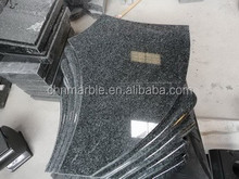 G668 Granite Monuments with Lasering Pictures