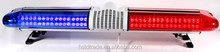 144W High quality Magnetic Slim led warning light with flash patterns