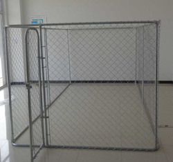Long life Dog Kennel Fence Panel
